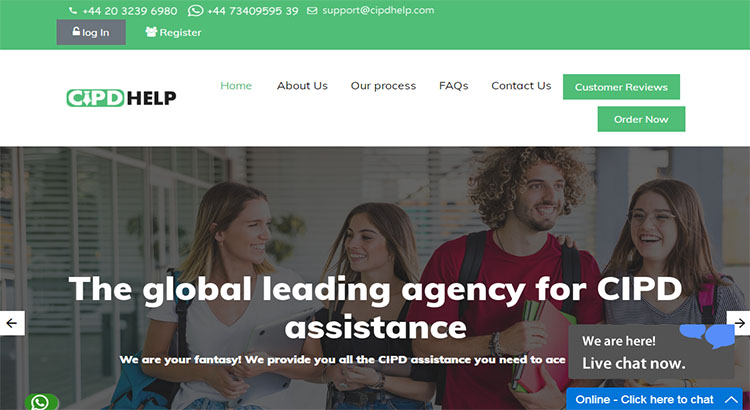 CIPD help website for best CIPD assignment provider.